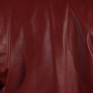 Cherry Red Cowhide