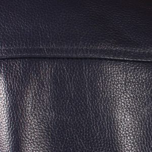 Navy Blue Cowhide