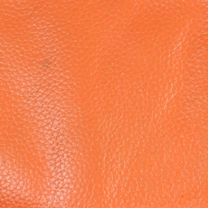 Orange Cowhide