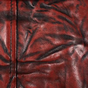 Brown Antique Lambskin