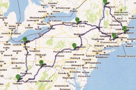 college road trip map path decorations pictures full path decoration