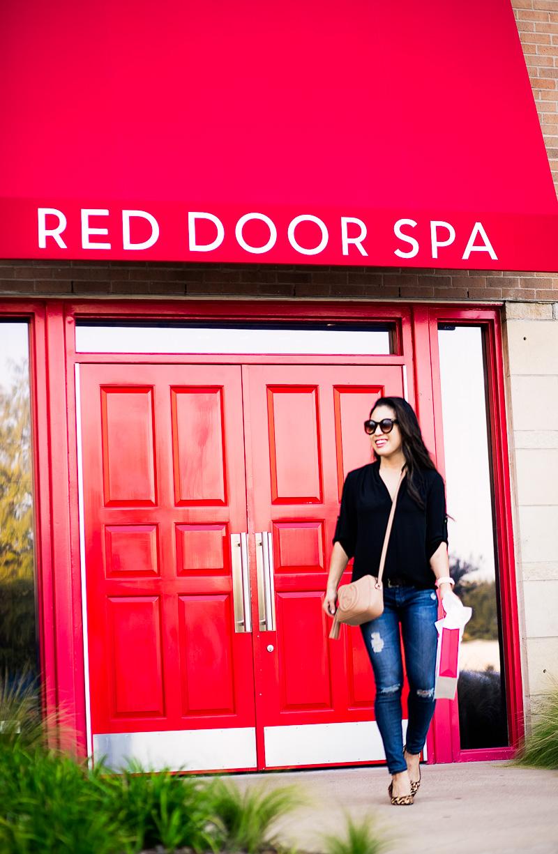 Renew + Restore: PRO Renewal Facial at The Red Door Spa ...
