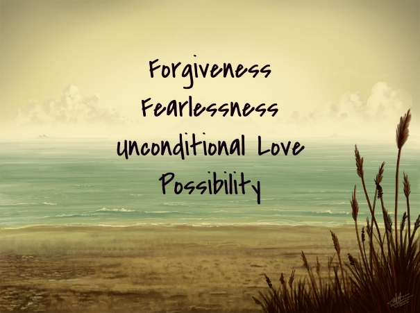 Unconditional Love And Forgiveness Quotes