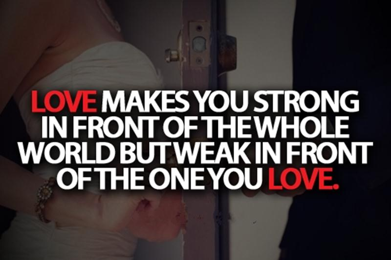Most Cute Love Quotes