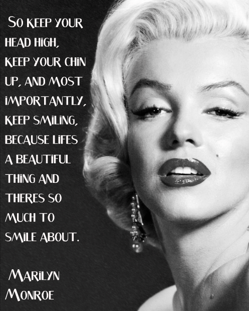Marilyn Monroe Famous Quotes. QuotesGram
