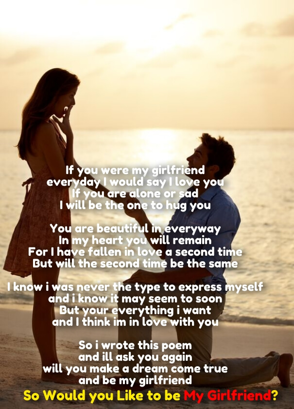 Sweetest Poems Your Girlfriend