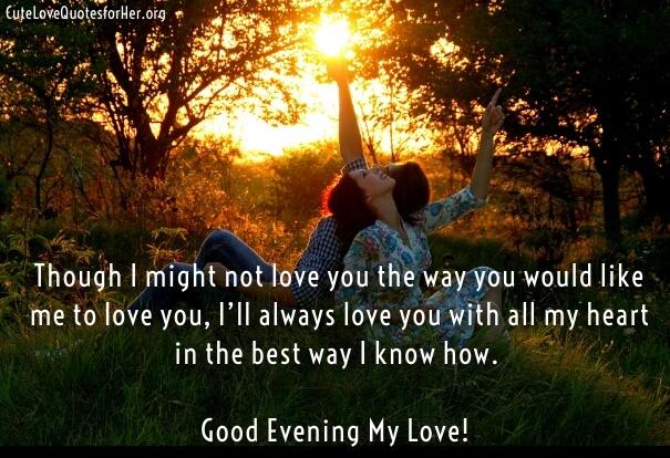 Deep Romantic Love Quotes