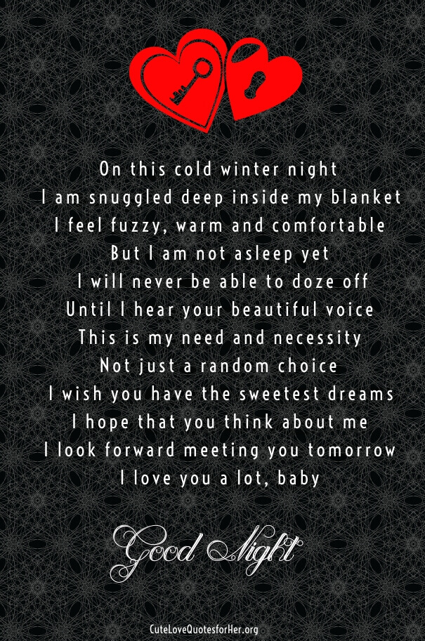 Sweet Short Love Quotes Her