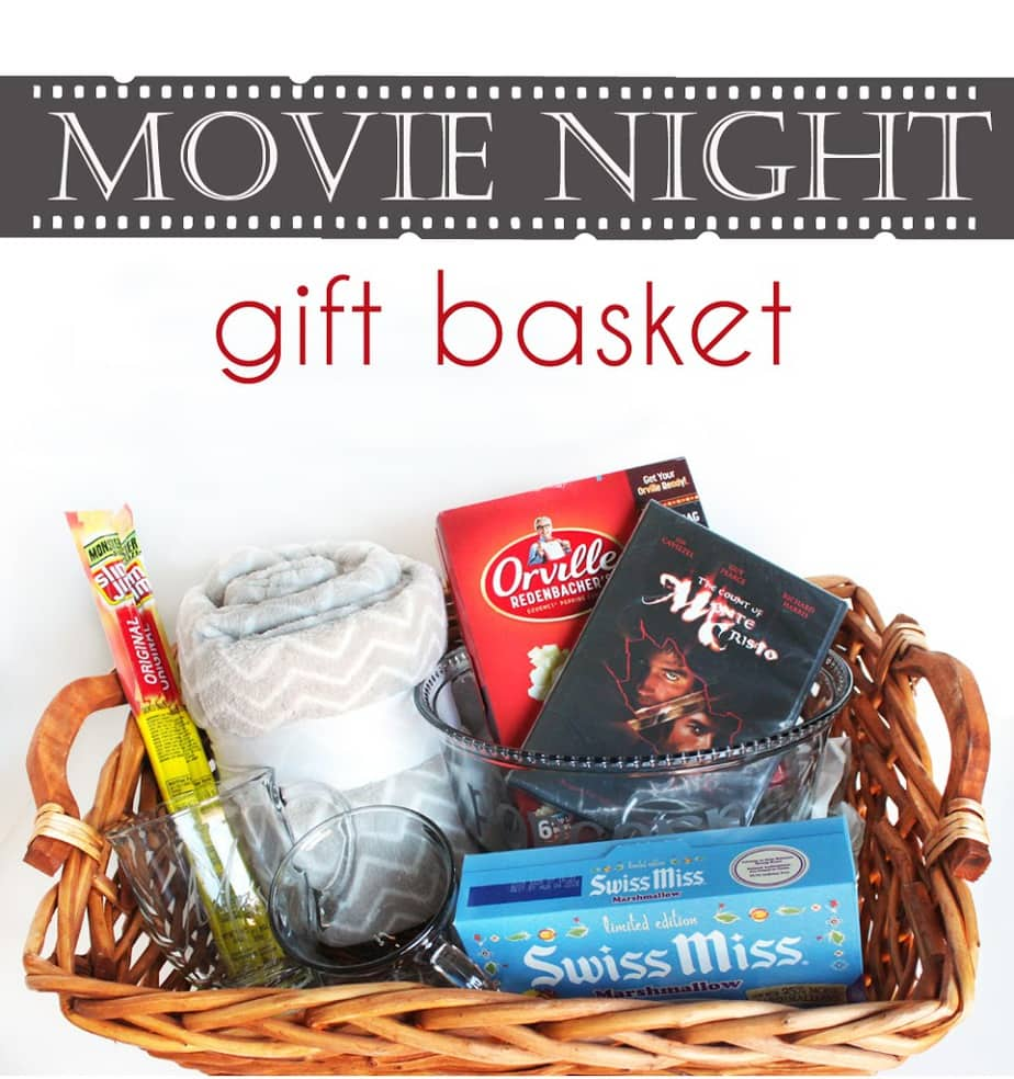 Game Themed Basket Ideas