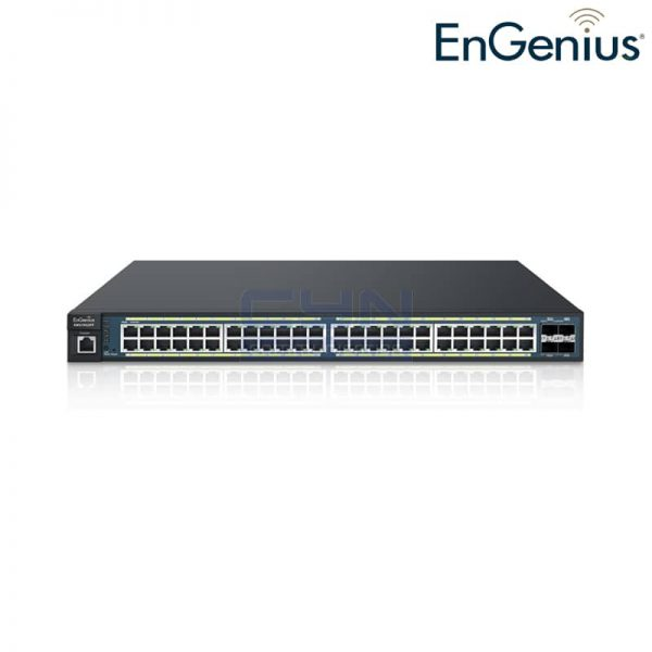EWS7952FP PoE+ Switch 48-Port