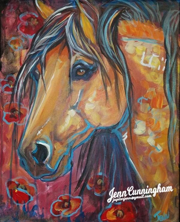 paint spirit stallion of the cimarron # 26