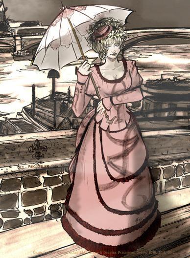 Photos Of Jessamine Lovelace Character Profile Photo