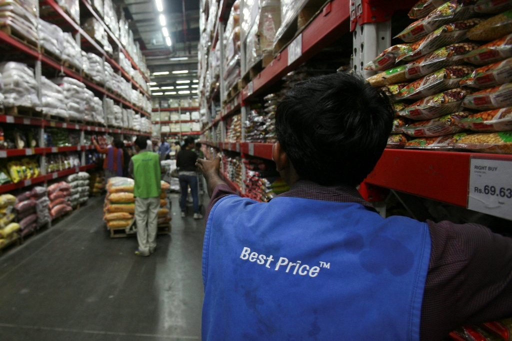 Wal Mart Paid Over 300m To Terminate India Partnership