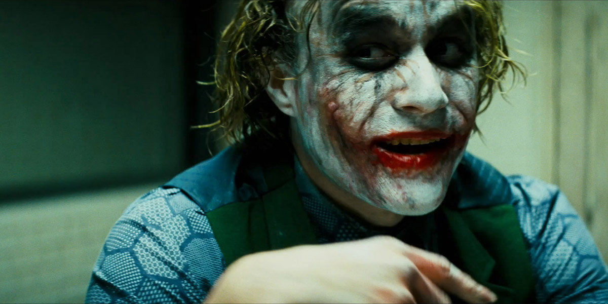 Ledger Joker Scars Heath
