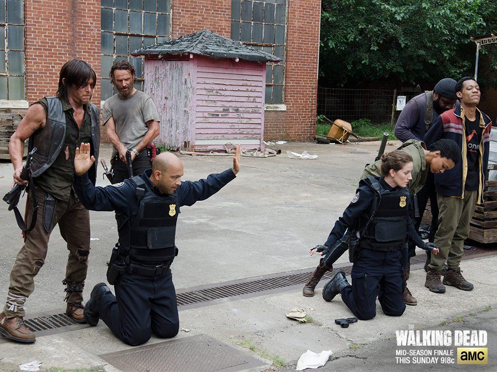 Dead Cast Walking Zombie Members