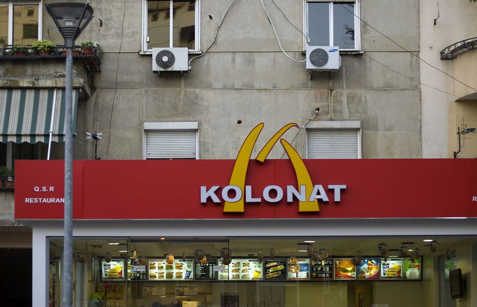 Fast Food Restaurants Usa