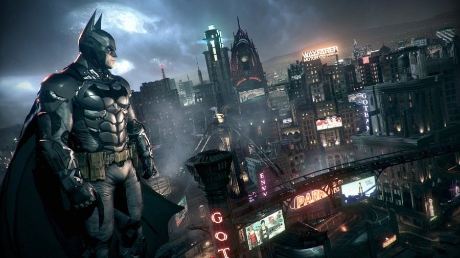Batman Arkham Knight review  Be the Batman  once you re done being     Batman Arkham Knight