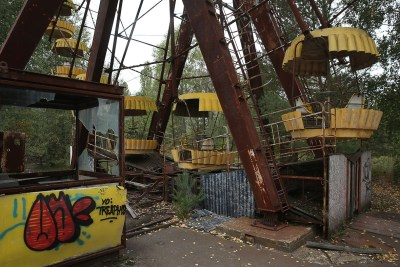Chernobyl Disaster Inside The Exclusion Zone And