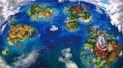 Pokemon Sun and Moon: New trailer names legendary Pokemon ...