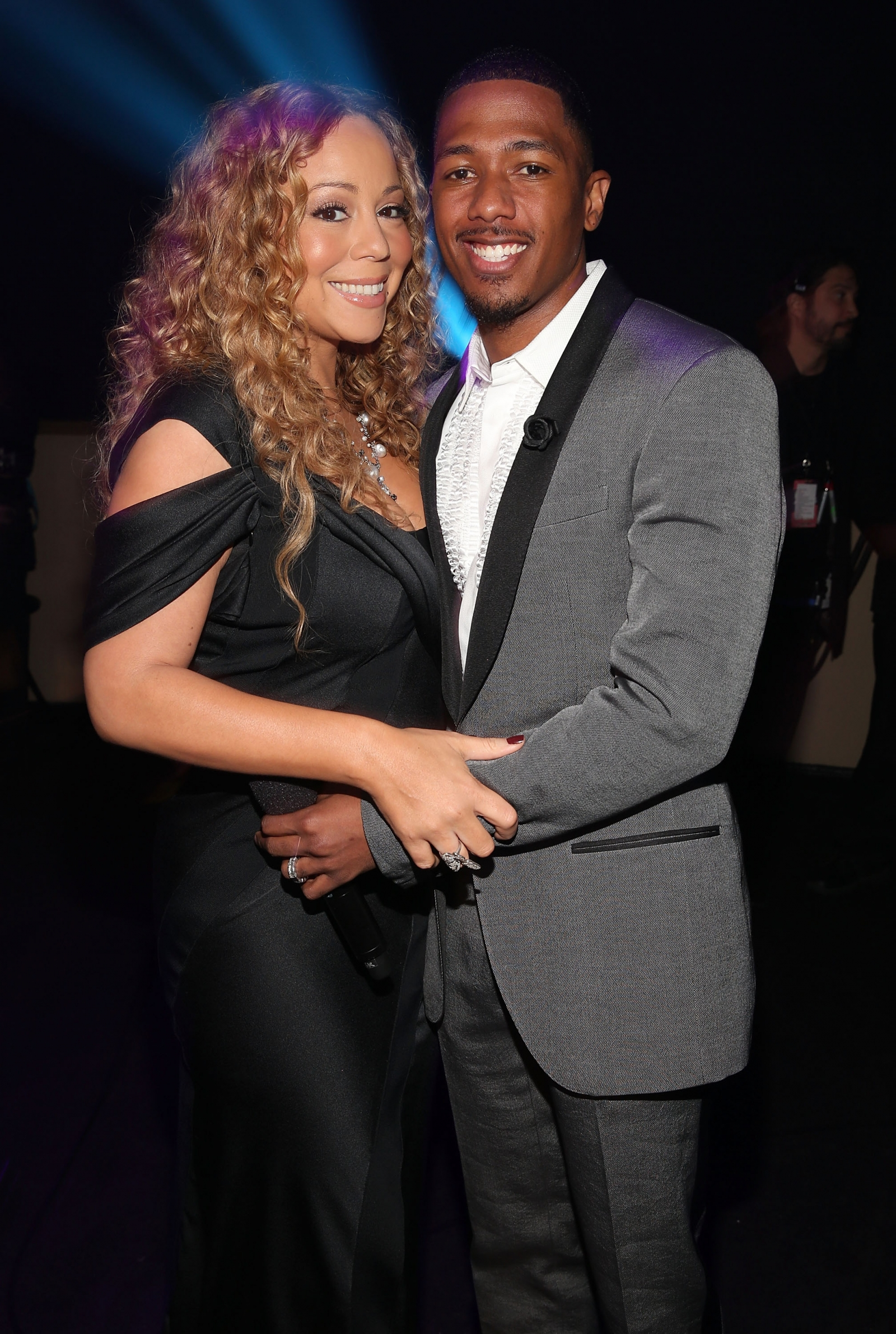 Mariah Carey and Nick Cannon divorce: Rapper reveals child ...