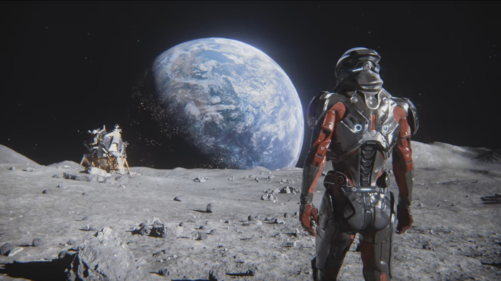 Mass Effect Andromeda Ea Teases N7 Day Reveal With New