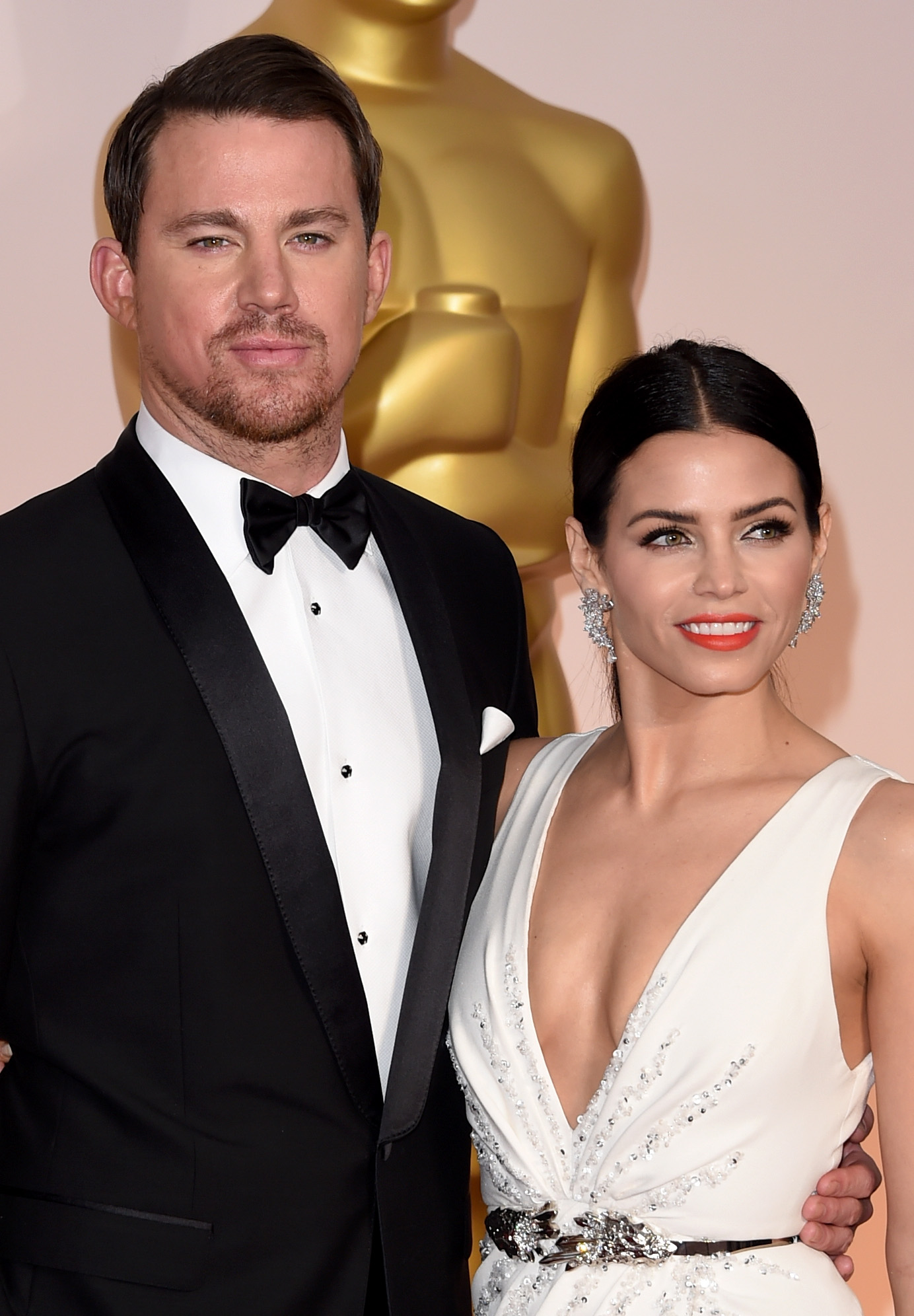 Channing Tatum Shares The Most Adorable Photo With Wife