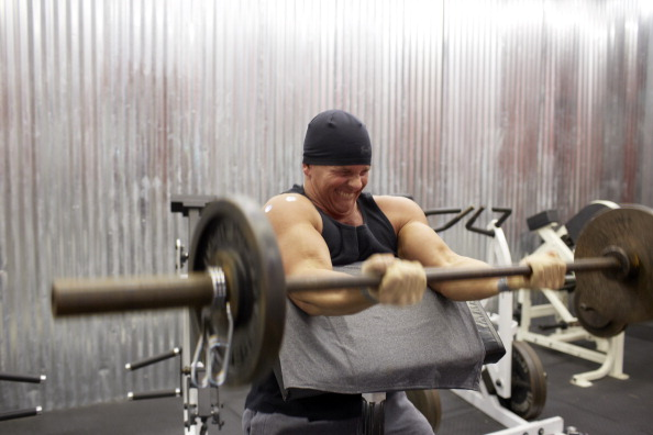 Middle Aged Men Warned Against Increasing Steroid Use To