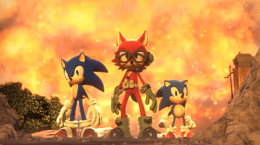 Sonic Forces Will Let Players Create And Play As Their Own