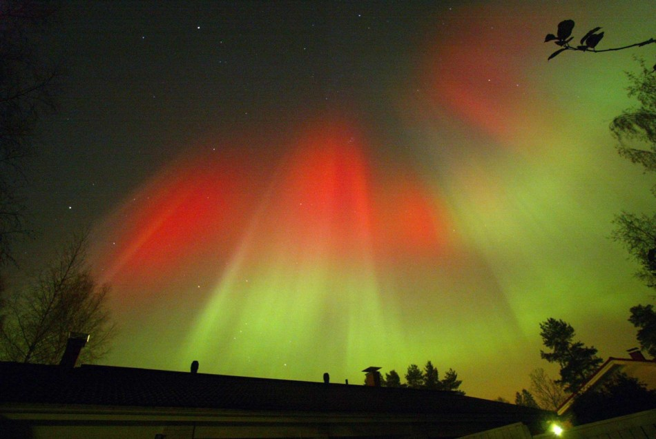 Northern Lights Forecast England