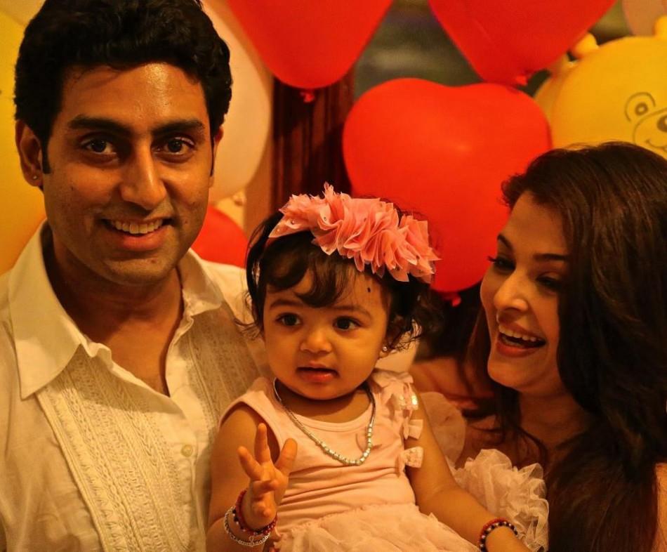 Family Amitabh Bachchan