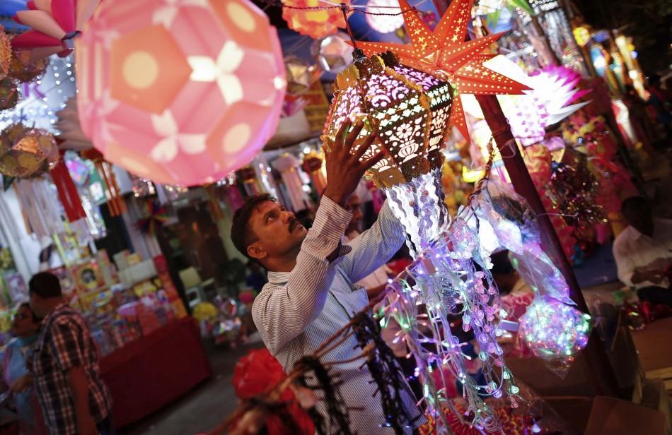Hindu Festival Lights