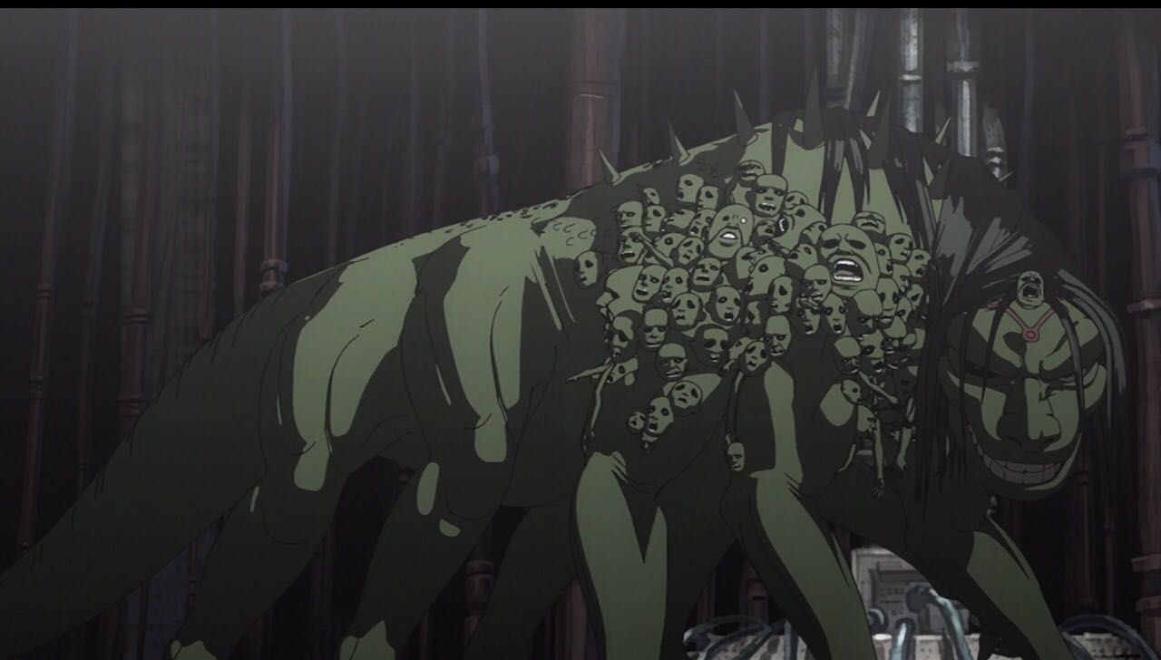 Gate Truth Fullmetal Alchemist