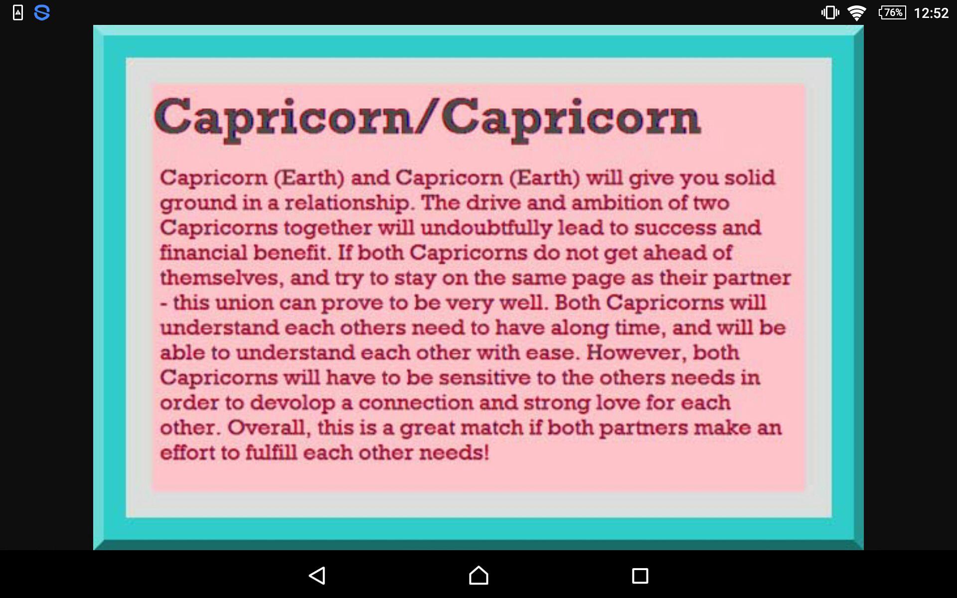 Capricorn And Pisces Wattpad