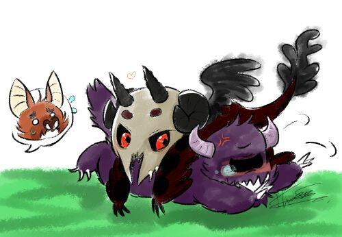 Eddsworld Tord Monster