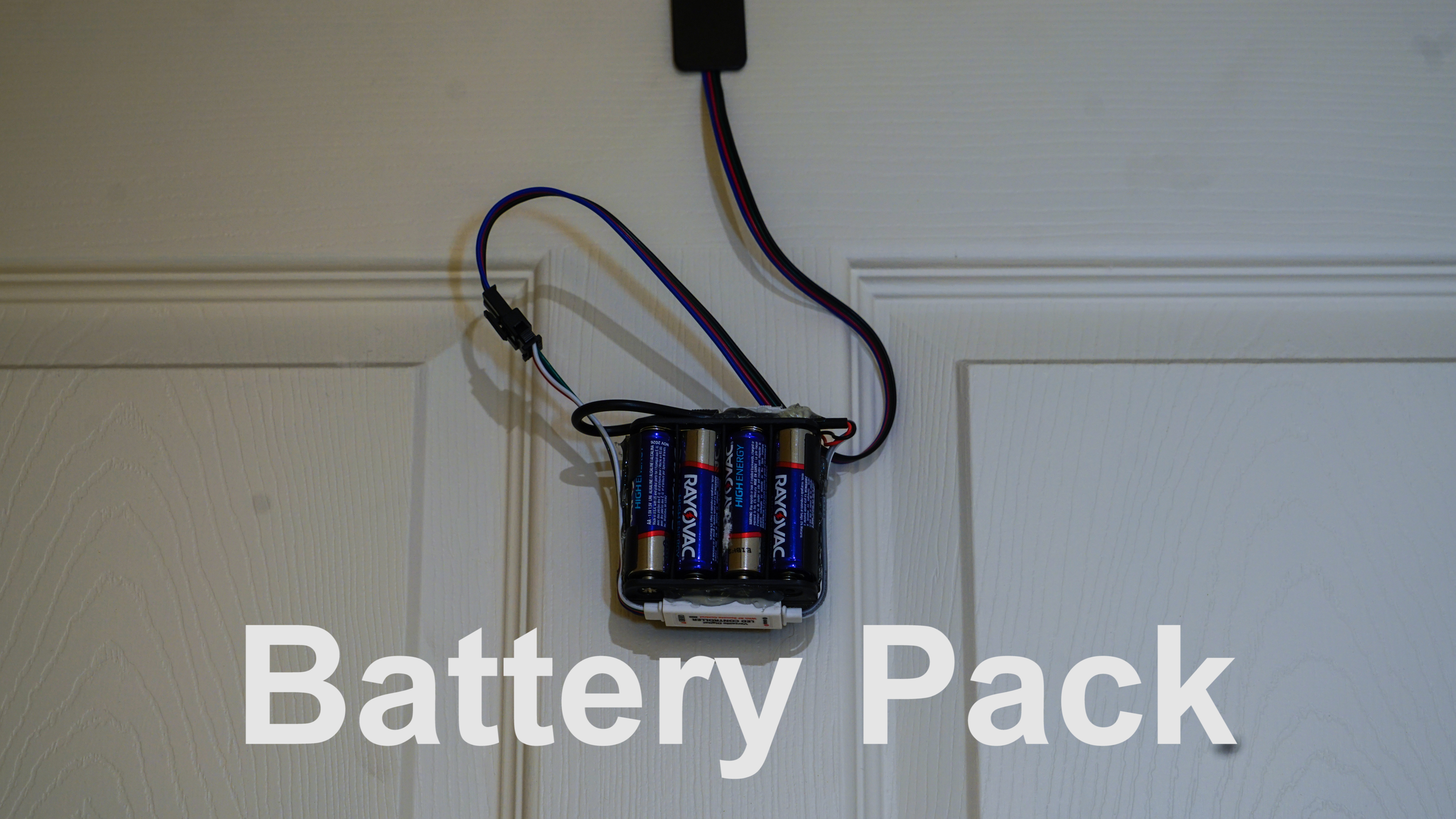 Battery Pack Christmas Lights
