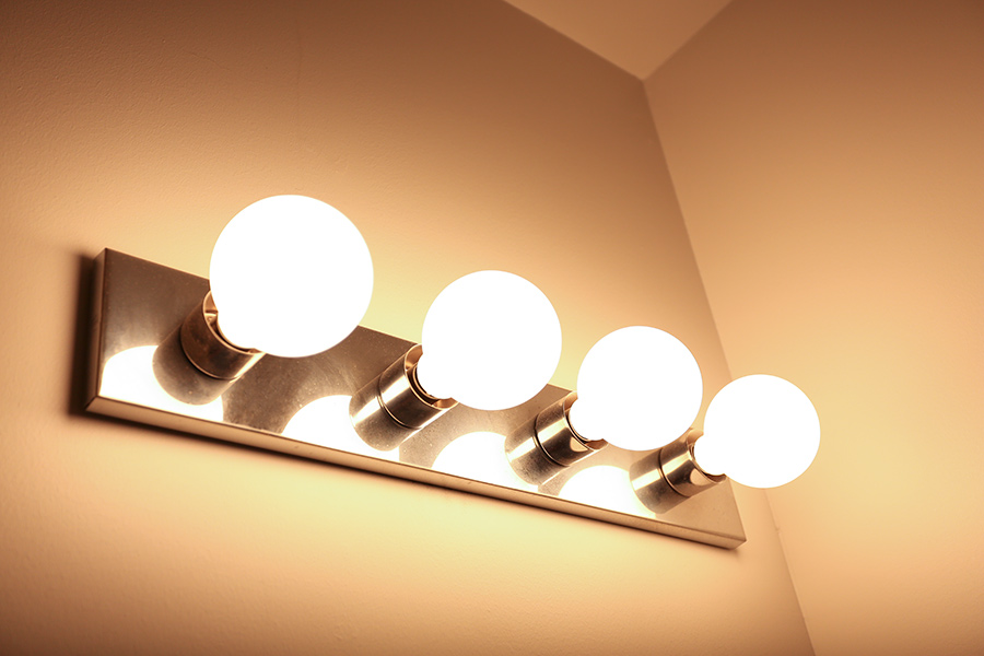 Best Light Bulb Bathroom Vanity