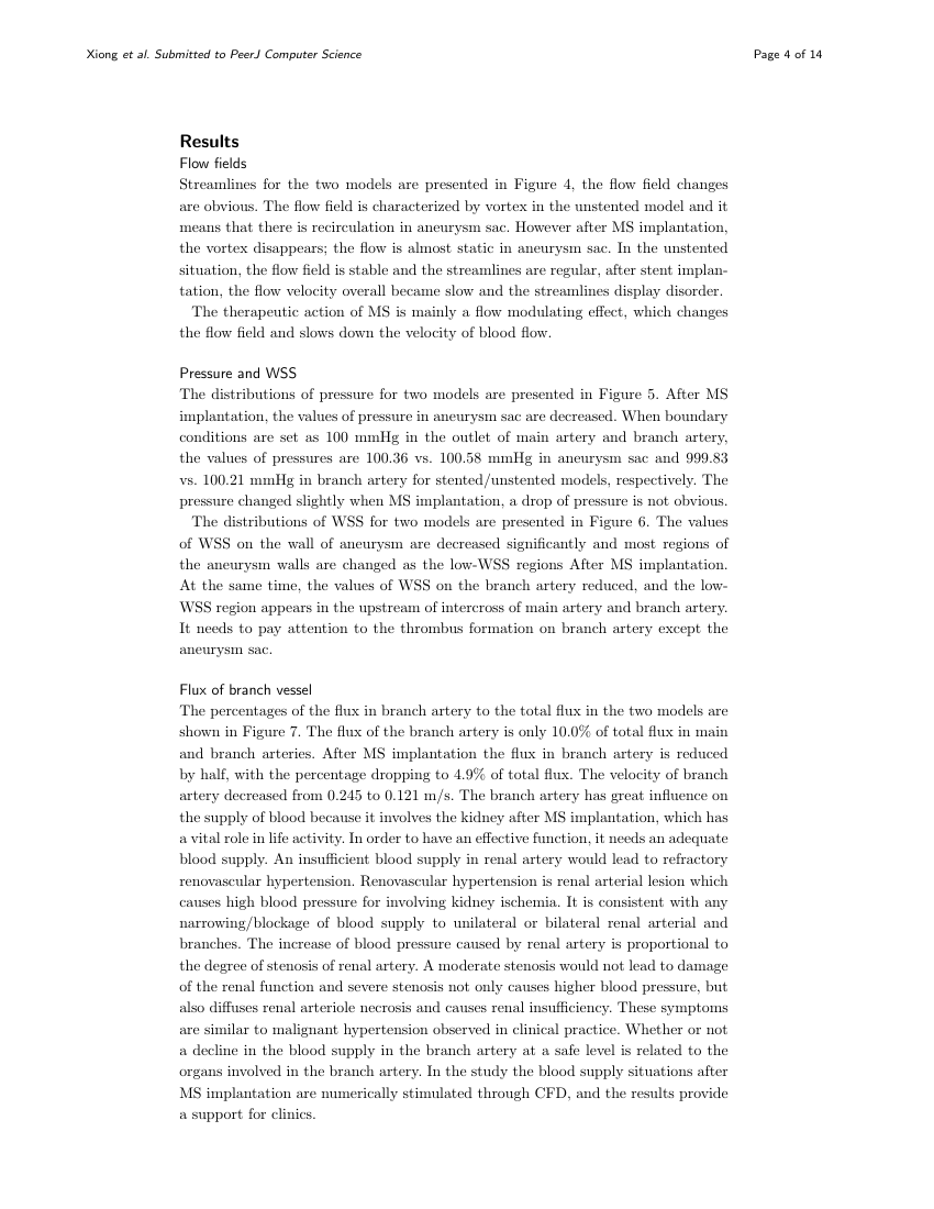 Journal Clinical Example