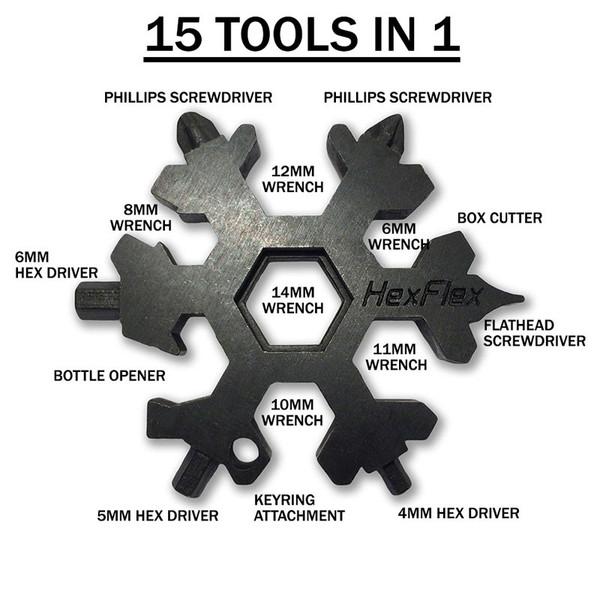 Hexflex The Adventure Tool