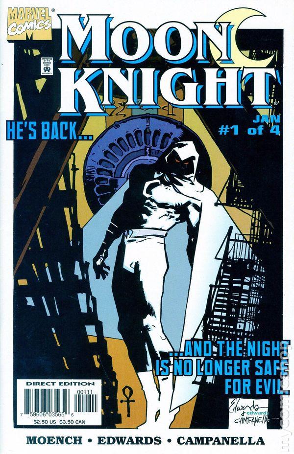 Moon Knight (1998 1st Mini Series) comic books