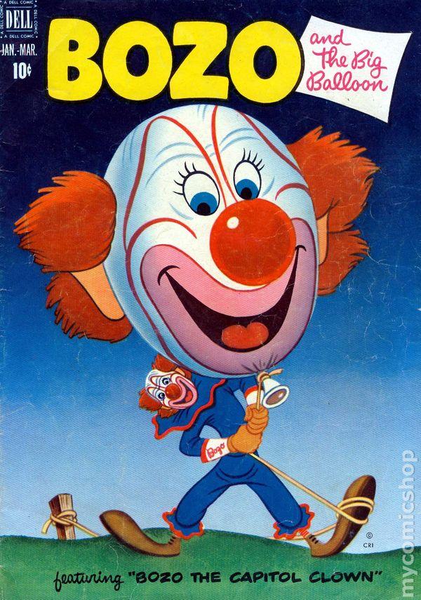 Bozo The Clown 1951 Comic Books