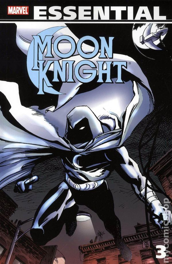Moon Knight comic books issue 3