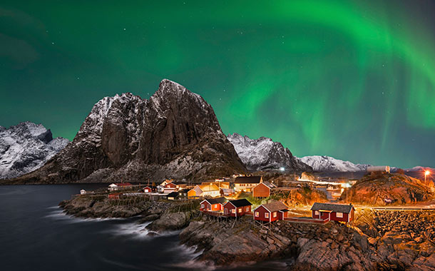 Trips Norway See Northern Lights