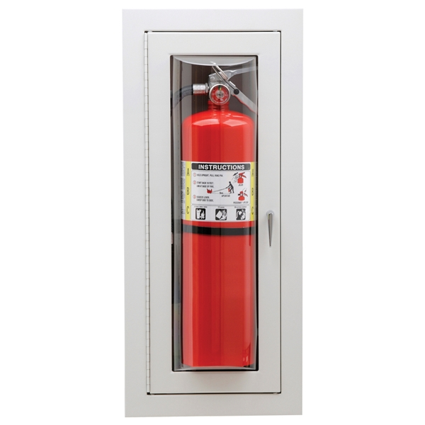 Crown Fire Extinguisher Cabinet | Babcock-Davis