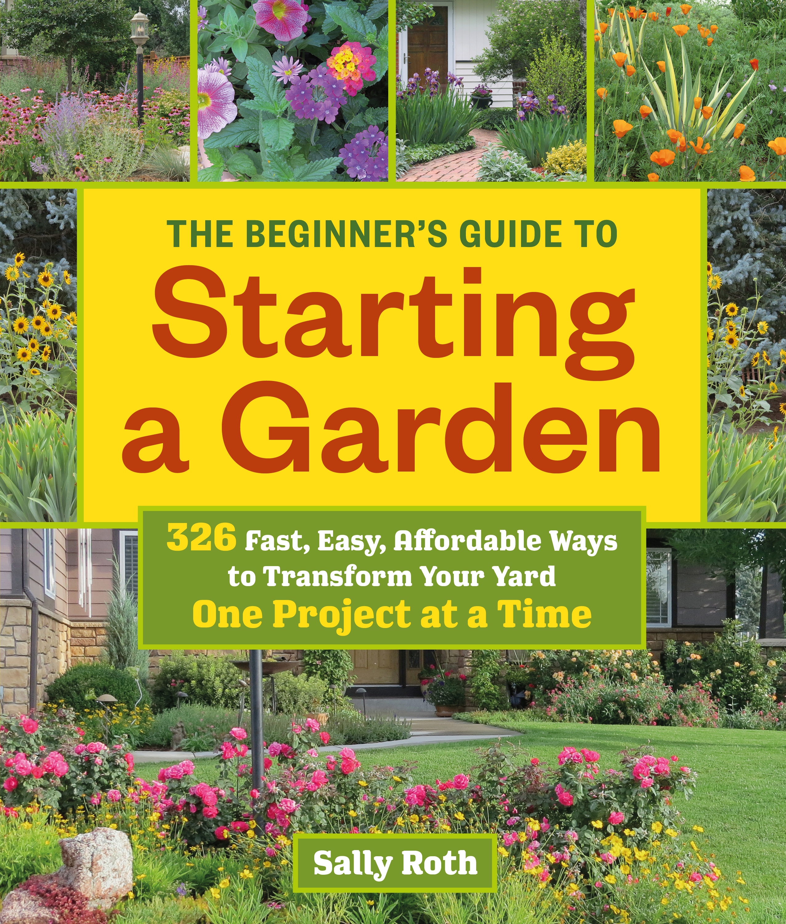 How To Start A Flower Garden In Your Front Yard   The Flowers Are Very  Beautiful, Here We Provide A Collections Of Various Pictures Of Beautiful  Flowers, ...