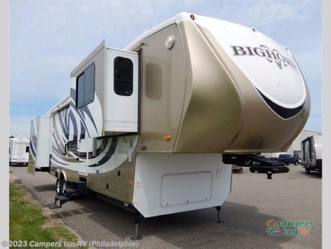 2006 Trailer Travel Horn Big