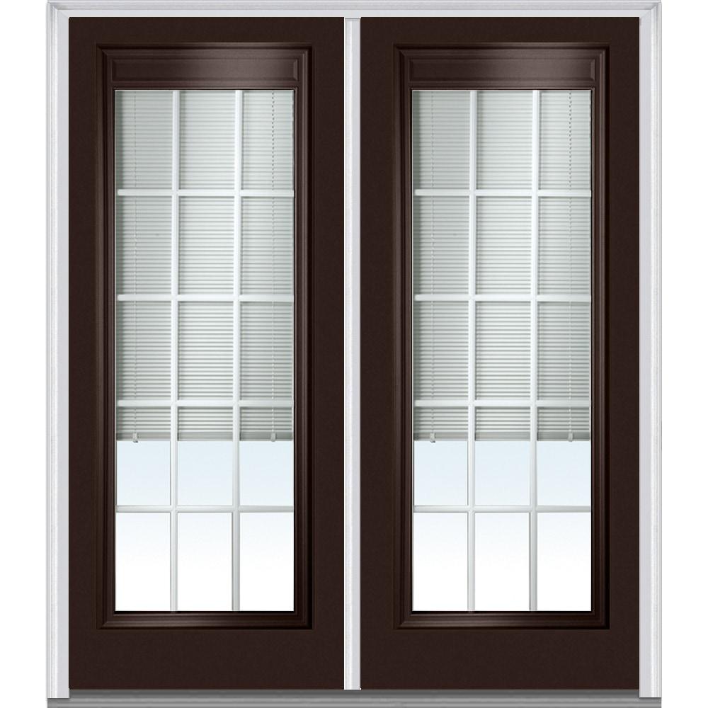 Mini Blinds Internal Doors