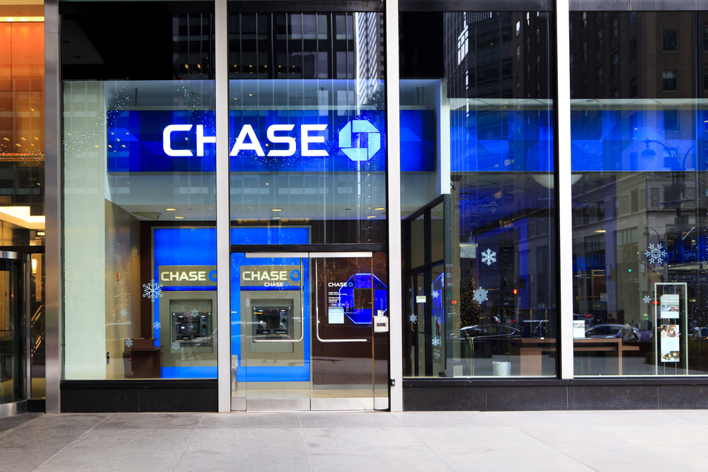 Chase Bank Personal Checking Account