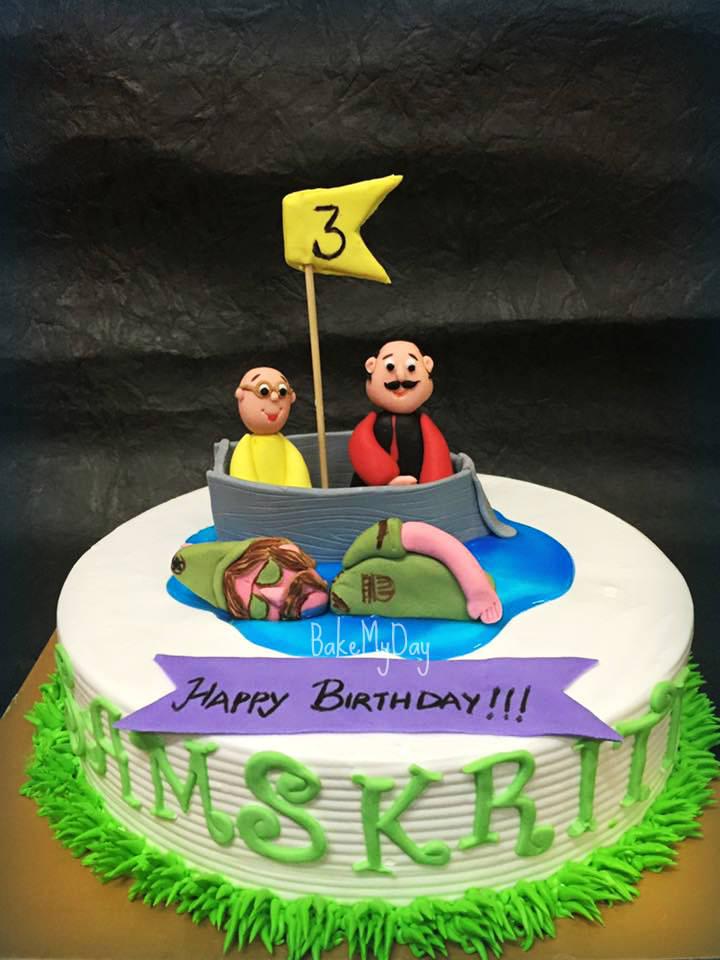 Shopping Themed Birthday Cakes