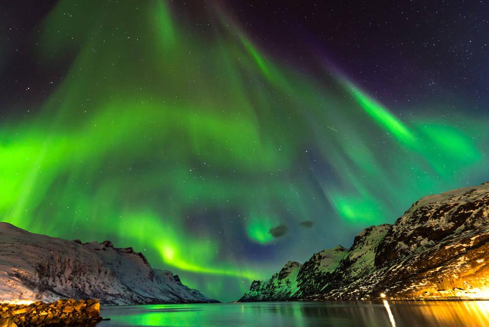 Best Way See Northern Lights Tromso