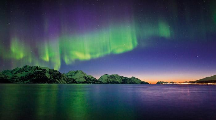 Northern Lights Igloo Canada